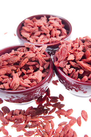 goji berries photo