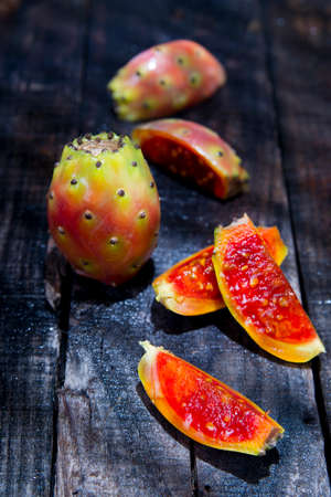 warm climate: Product Of The Regions With Warm Climate, Prickly Pear