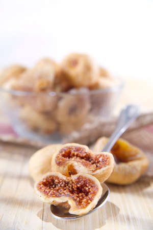 Process For The Preservation Of Fruit, Dried Figs