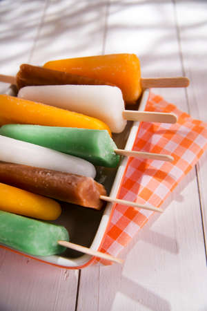cool off: Cool off in summer with a break at the base of the fruit