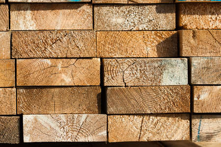 wood boards Standard-Bild