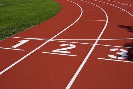 sports field Stock Photo - 13734715