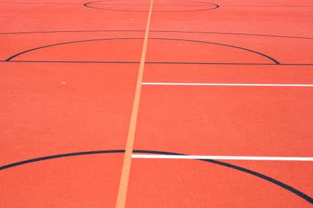 feld: sports field Stock Photo