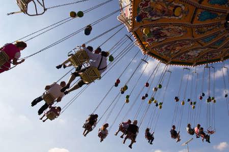 Oktoberfest on the rollercoaster