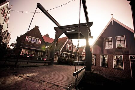 world famous in the Netherlands is the fishing village of Volendam