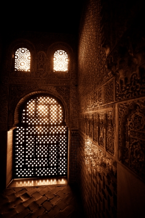 photos of pattern: Alhambra, Granada, Spagna