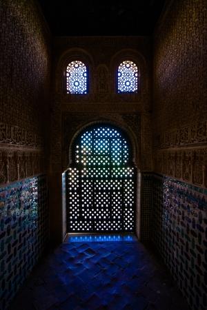 holidaying: Alhambra, Granada, Spain Editorial