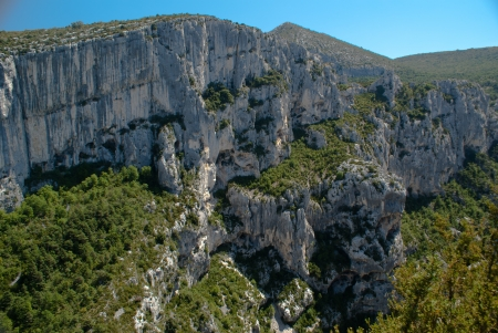 Gorges du Verdon (Provence - Alpes, France) photo