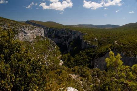 Gorges du Verdon (Provence - Alpes, France) photo