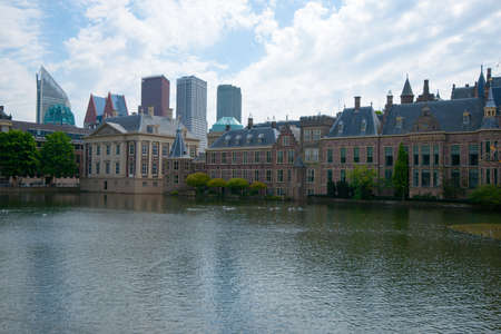 literally: The Binnenhof (Dutch, literally