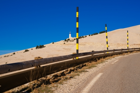 bedoin: The Mount Ventoux, by Bedoin, South, France