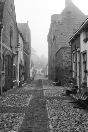 Elburg는 네덜란드의 동쪽에있는 전형적인 네덜란드 요새 도시입니다.