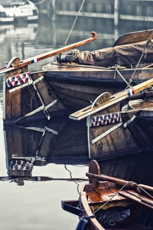 Details of Historic fishing vessels photo