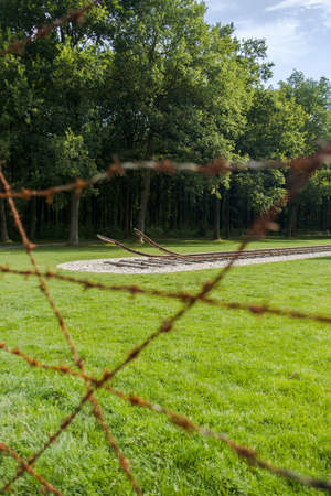 unfreedom: The Westerbork transit camp  Dutch  Kamp Westerbork, German  Durchgangslager Westerbork  was a World War II Nazi refugee, detention and transit camp in Hooghalen, ten kilometres north of Westerbork, in the northeastern Netherlands  Its function during the Editorial