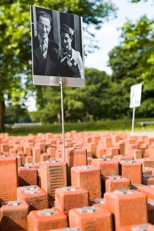 The Westerbork transit camp  Dutch  Kamp Westerbork, German  Durchgangslager Westerbork  was a World War II Nazi refugee, detention and transit camp in Hooghalen, ten kilometres north of Westerbork, in the northeastern Netherlands  Its function during the photo