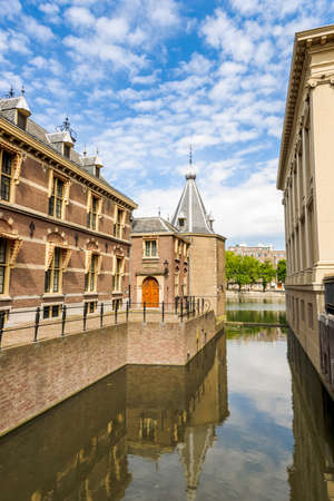 The Binnenhof (Dutch, literally inner court), is a complex of buildings in The Hague photo
