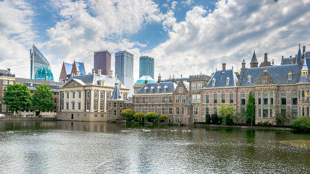 literally: The Binnenhof (Dutch, literally inner court), is a complex of buildings in The Hague