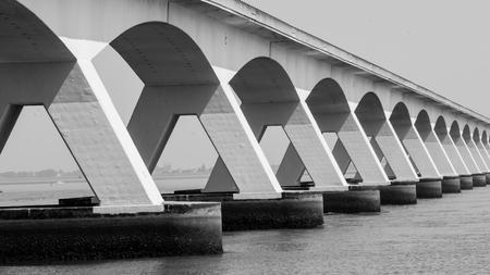 Zeelandbrug, Zeeland, Netherlands photo
