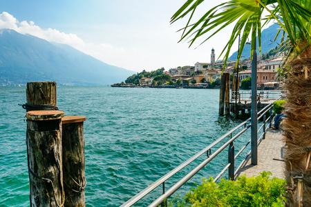lago: Limone sul Garda,Lake Lago di Garda,Italy