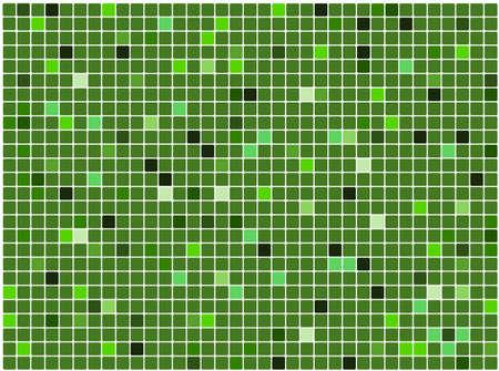 Grüner Rasterhinterrund - Kacheln