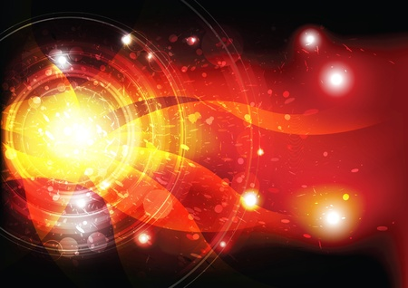 aura sun: supernova of star