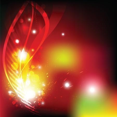 mirage: fantastic abstract design