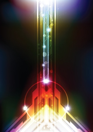 mirage: Generator technology Illustration