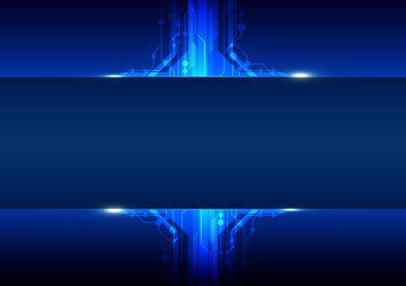 abstract design : technology concept Vector