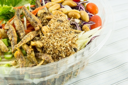food package: herb and vegetable food