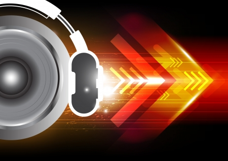 sonic: power of sound from headphone