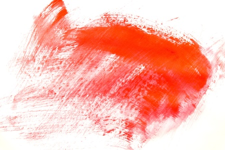 red color paint background  photo