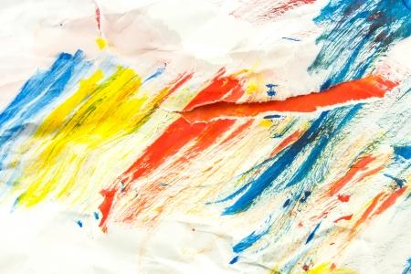 oilpaint: art paper background