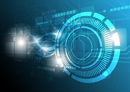 technology backgrounds: digital technology concept design