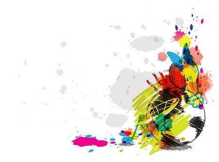 abstract art design Stock Vector - 15352264