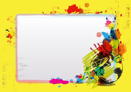 art design layout Stock Vector - 15352262