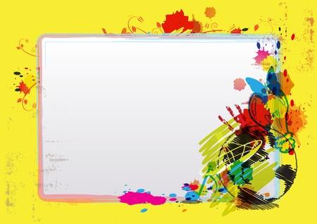 art design layout Stock Vector - 15352262