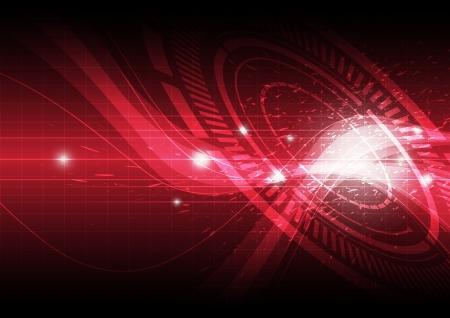 fibra ottica: disegno astratto sfondo