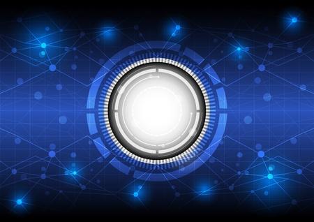 fibra ottica: futuro digitale concetto tecnologia sfondo
