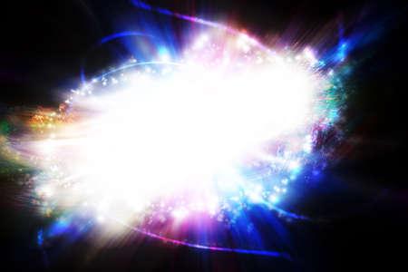 star burst illustration Stock Illustration - 17094241