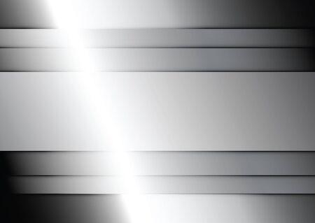 shiny metal  background Stock Vector - 17094310