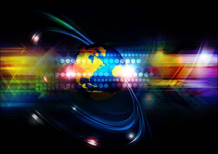 telecoms: global network technology