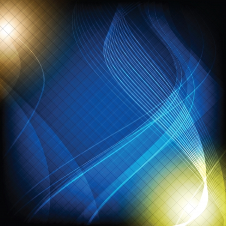 espejismo: la luz de fondo abstracto
