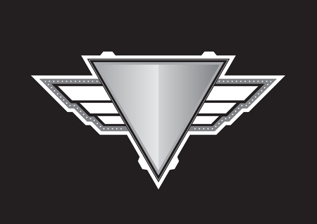 force: vector air force, military symbol