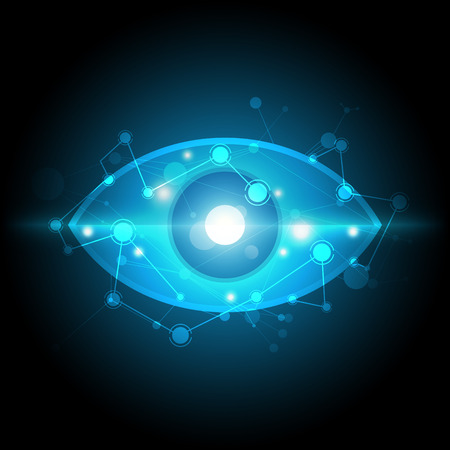security eye: digital eye technology