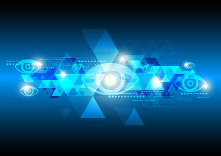 công nghệ: công nghệ mắt trừu tượng