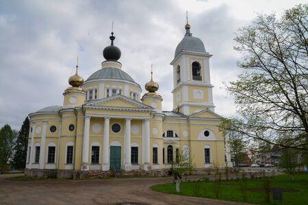 ムィシュキン ロシア最古の都市の一つ
