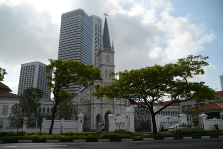 actual: Cathedral, Singapore, 27.12.2013