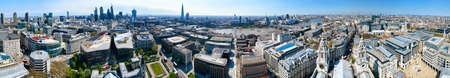 London 360  panoramic view from St. Pauls