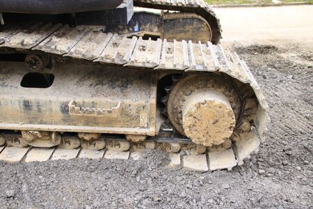 Drive chain of a construction machine