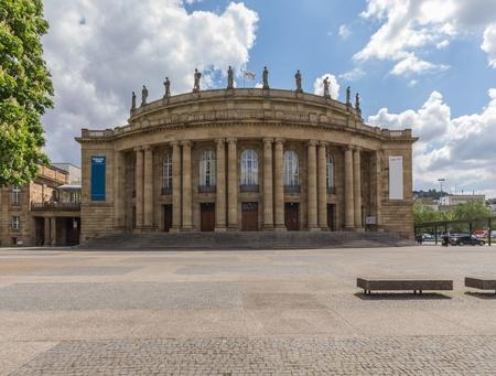 stuttgart: Theatre in Stuttgart